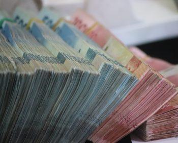 Bargeld Bündel